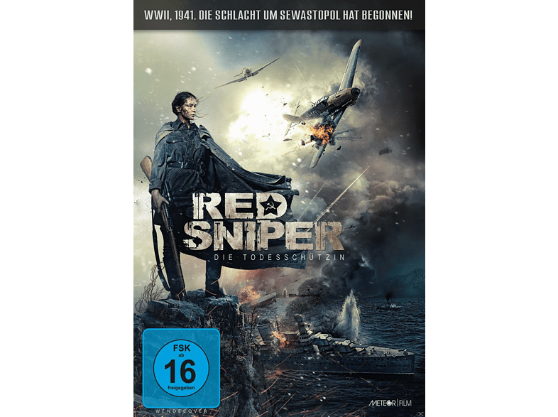 Red Sniper - Die Todesschützin [DVD]