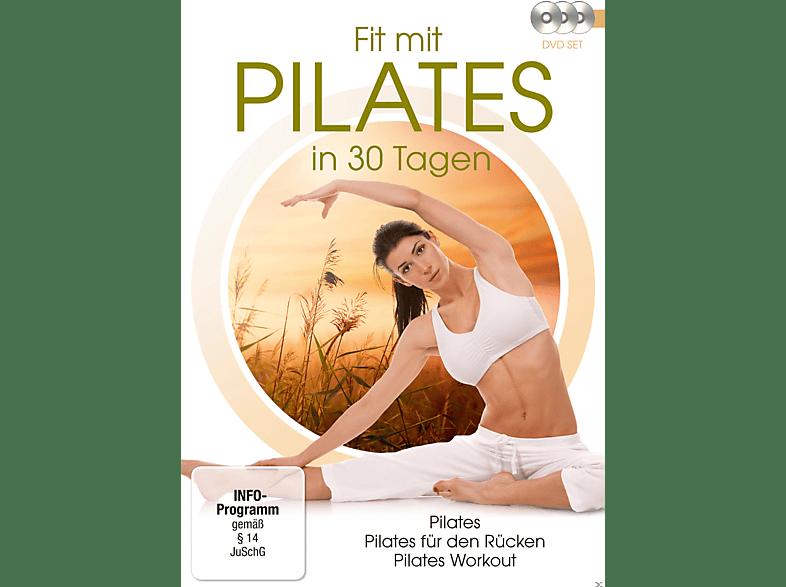 Fit mit Pilates in 30 Tagen [DVD]