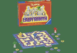 RAVENSBURGER 212101 Junior Labyrinth Mehrfarbig