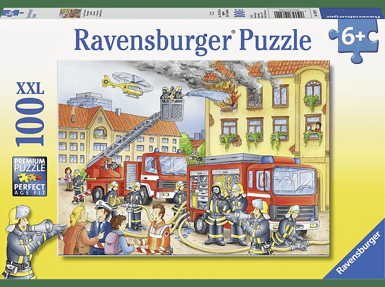 RAVENSBURGER 108220 Unsere Feuerwehr, Mehrfarbig