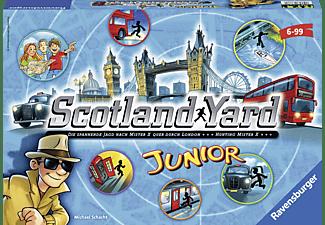 RAVENSBURGER 22289 Scotland Yard Junior Mehrfarbig
