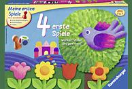 RAVENSBURGER 214174 4 erste Spiele, Mehrfarbig