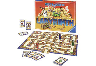 RAVENSBURGER 264469 Brettspiel Mehrfarbig