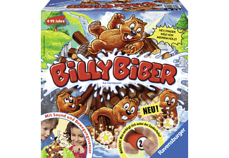 RAVENSBURGER 222469 BILLY BIBER Billy Biber Mehrfarbig