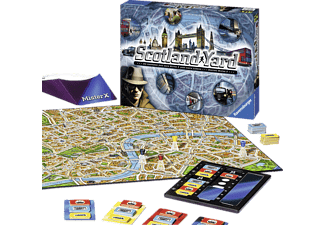 RAVENSBURGER 266012 Scotland Yard Mehrfarbig