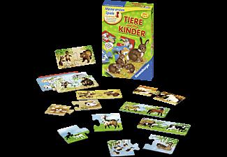 """RAVENSBURGER Meine ersten Spiele """"Tiere und ihre Kinder"""" Meine ersten Spiele Mehrfarbig"""