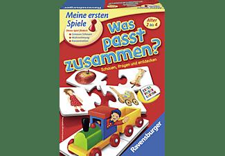 """RAVENSBURGER erste Spiele """"Was passt zusammen?"""" Meine ersten Spiele Mehrfarbig"""