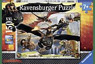 RAVENSBURGER Drachenzähmen leicht gemacht Puzzle, Mehrfarbig