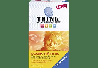 RAVENSBURGER 232949 THINK Kids Logik-Rätsel Mehrfarbig