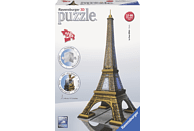 RAVENSBURGER 125562 Eiffelturm, Mehrfarbig