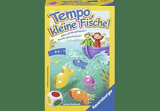 RAVENSBURGER 233342 Tempo, kleine Fische! Mehrfarbig