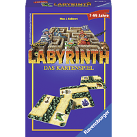 RAVENSBURGER 232062 Labyrinth - Das Kartenspiel
