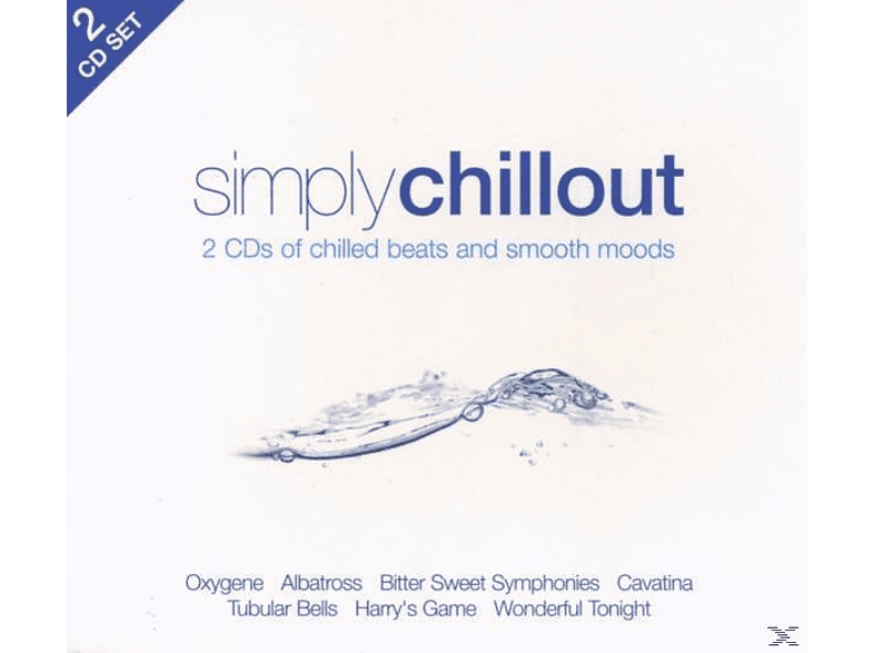 VARIOUS - Simply Chillout (2cd) [CD]
