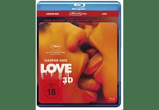 Love 3D Blu-ray