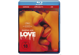 Love Blu-ray