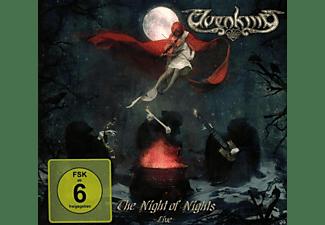 Elvenking - The Night Of Nights-Live (2cd+Dvd Digipak)  - (CD + DVD Video)