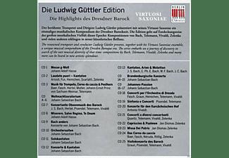 Ludwig Güttler, Virtuosi Saxoniae, VARIOUS - Die Ludwig-Güttler-Edition  - (CD)