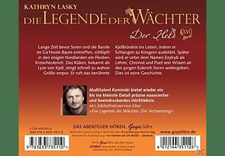 Die Legende der Wächter 16. Der Held  - (CD)