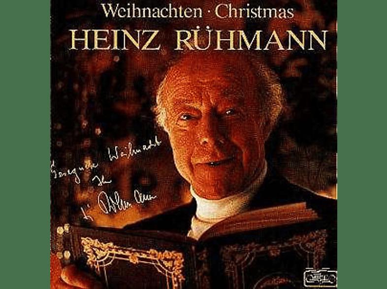 Heinz Rühmann, Knabl Rudi - Weihnachten in Musik u.Dichtung mit Heinz Rühmann [Vinyl]