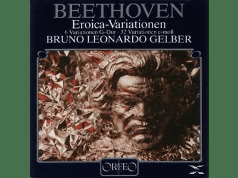 Bruno Leonardo Gelber - Ludwig Van Beethoven: Klaviervariationen [Vinyl]