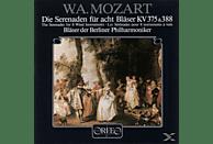 Bläser Der Berliner Philharmoniker - Serenaden Für 8 Bläser KV 375 & 388 [Vinyl]