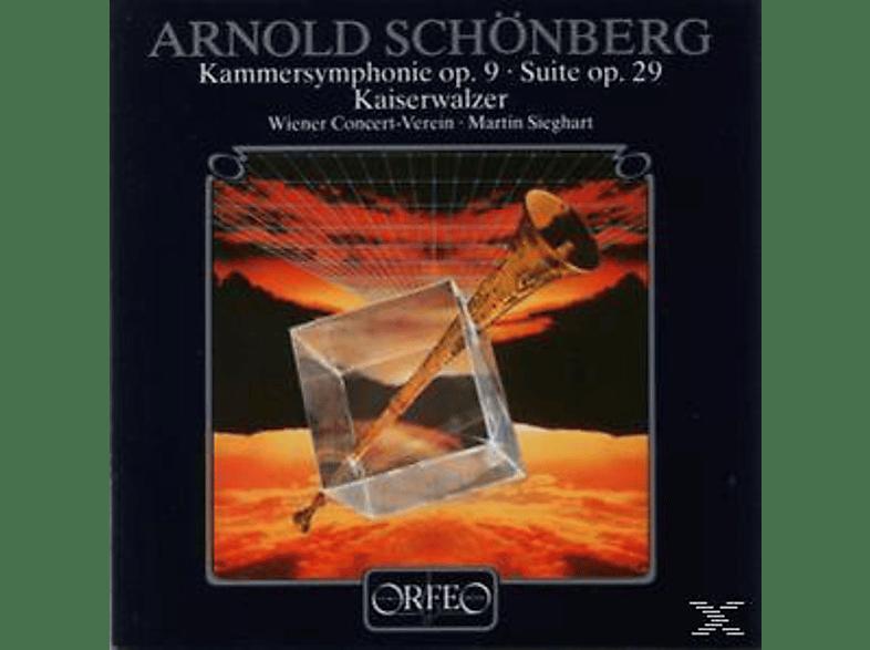 Wiener Concert-verein - Suite Op.29/Kammersinfonie 1 Op.9/Kaiserwalzer [Vinyl]
