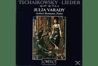 Aribert Reimann, Varady Julia - Lieder: Sechs Lieder Op.73/Sechs Frz.Lieder Op.65/+ [Vinyl]