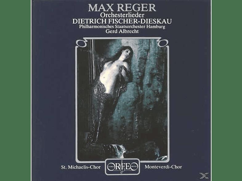 Dietrich Fischer-Dieskau, Monteverdi Chor Hamburg, St. Michaelis Chor Hamburg, Philharmonisches Staatsorchester Hamburg - Orchesterlieder [Vinyl]