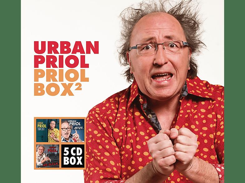 Priol Box 2 - (CD)