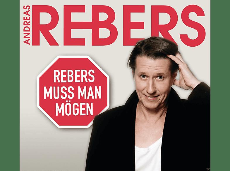 Rebers muss man mögen – Eine Abrechnung - (CD)