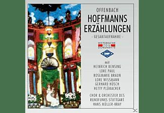 Chor U.Orch.D.Rundf.Stuttgart - Hoffmanns Erzählungen  - (CD)