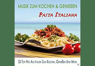 VARIOUS - Pasta Italiana-Musik Z.Kochen Und Gen  - (CD)
