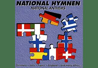 VARIOUS - National Hymnen  - (CD)
