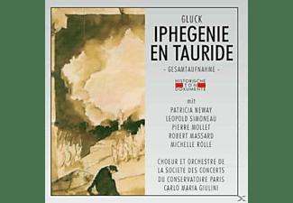 Choeur Et Orch.De La Societe D - Iphigenie En Tauride  - (CD)