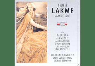 ORCH.D.OPERA COMIQUE PA - Lakme  - (CD)