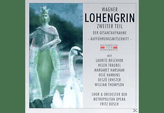 Metropolitan Opera Orchestra & Chorus - Lohengrin-Zweiter Teil  - (CD)