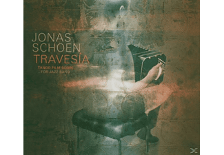 Jonas Schoen - Travesia  - (CD)