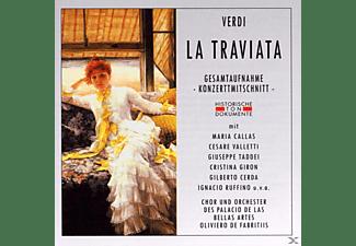 Chor & Orch.Des Palacio De Bellas Artes - La Traviata (Ga)  - (CD)