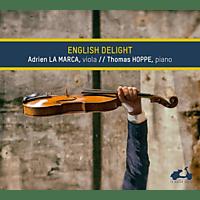 Adrien La Marca, Thomas Hoppe - English Delight [CD]