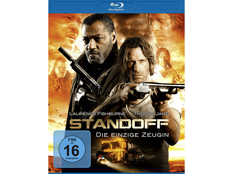 Standoff [Blu-ray]