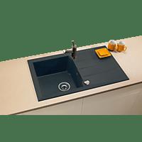 RESPEKTA ALINEO 81S Granitverbundspüle (500 mm)
