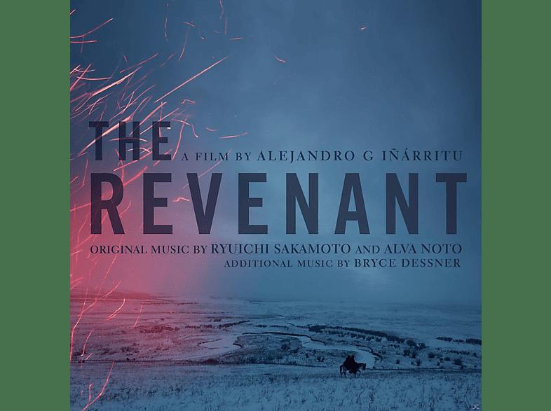 Alva Noto / Ryuichi Sakamoto - The Revenant (Ost) [Vinyl]