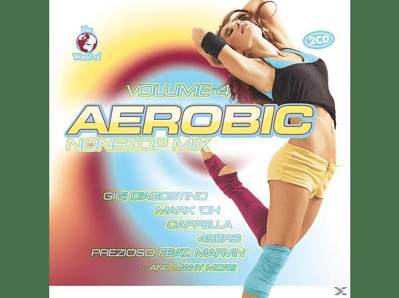 VARIOUS - World Of Aerobic Nonstop Mix Vol.4 [CD]