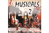 VARIOUS - W.O.Musicals Vol.2 [CD]