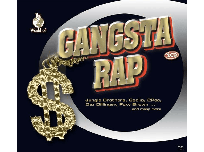 VARIOUS - W.O.Gangsta Rap [CD]