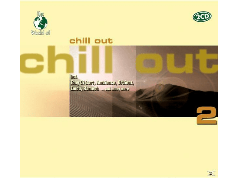 VARIOUS - W. O. Chill Out 2 [CD]