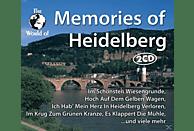 VARIOUS - The World Of Memories Of Heidelberg [CD]