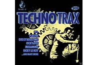 VARIOUS - W.O.Techno Trax [CD]