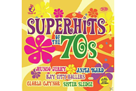 VARIOUS - World Of Superhits Of The 70s [CD]
