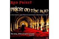 Redpriest, Red Priest - Red Priest/Priest On The Run [CD]